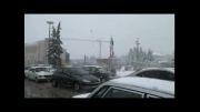 روزهای برفی چالوس2