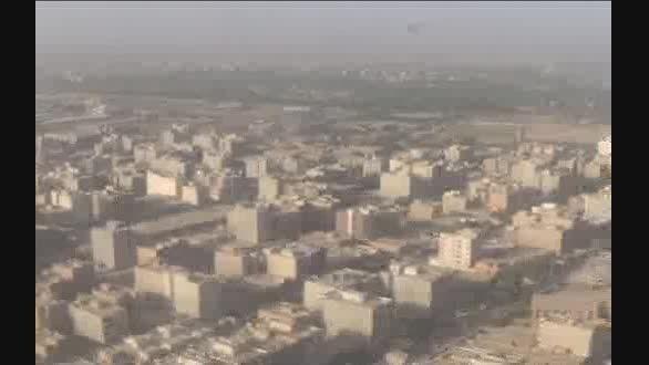 باد شدید همراه با گرد و خاک برای تهران و چند استان کشور