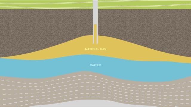 استفاده از گاز طبیعی برای تولید برق