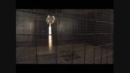 آزمایش رهگیر انرژی جنبشی دفاع ضد موشکی