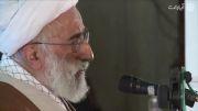 سخنرانی آیت الله جنتی در اختتامیه چهارمین جشنواره عمار