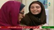 اثرات صفحه حوادث روزنامه بر روی خانم شیرزاد-طنز