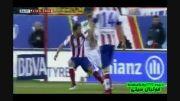 خلاصه بازی اتلتیکو مادرید 2 - 0 رئال مادرید(کوپا دل ری)