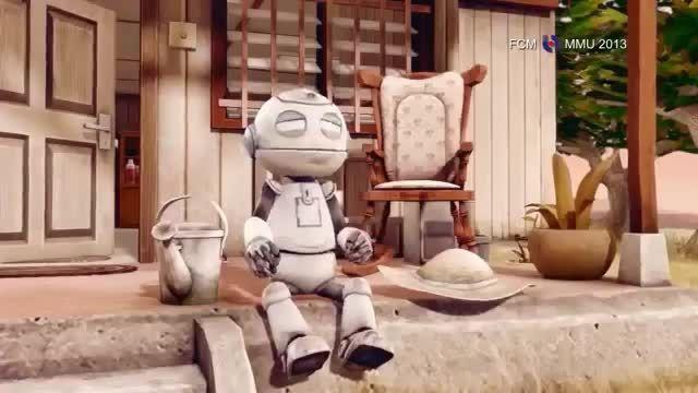 تغییر باطری-انیمیشن کوتاه