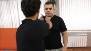 دفاع در برابر تهدیدات با چاقو (زورگیری ) علمی ترین روش fight ranger