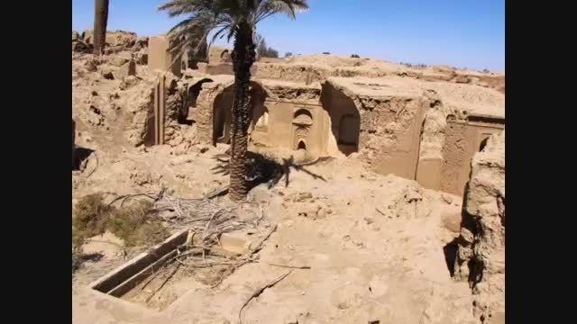 آثار تاریخی روستای كریت-طبس