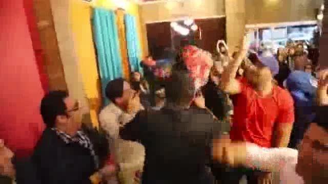 کلیپ/ توهین علی ضیا به سرمربی استقلال در مهمانی مختلط!
