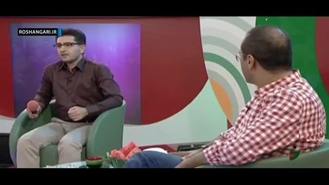تیکه سنگین «جناب خان» به «روحانی» در خندوانه