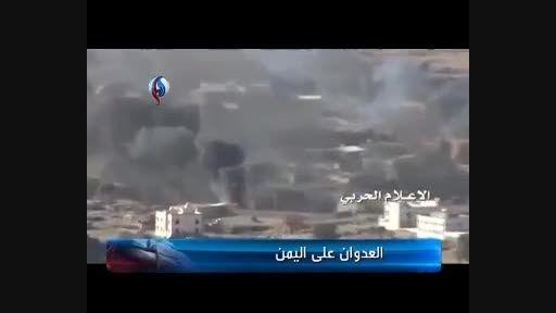 صحنه هایی از عملیات نیروهای یمنی در جنوب عربستان