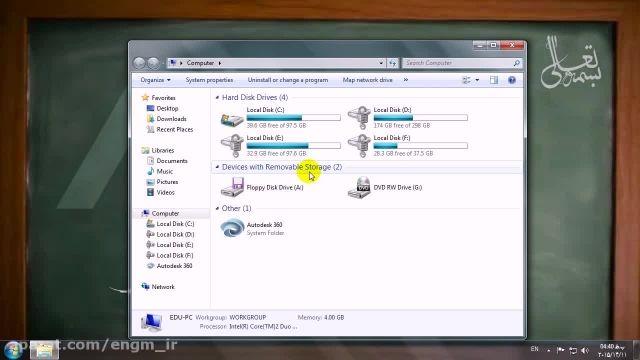 چند کلید میانبر برای راحت تر شدن کار با ویندوز