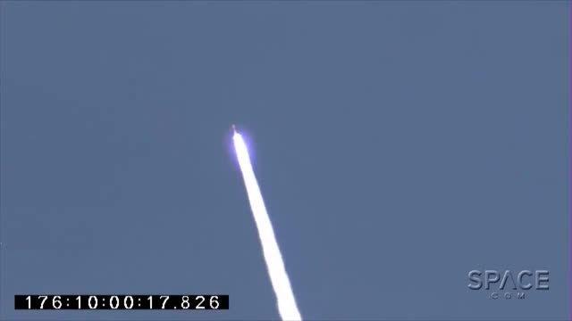 آزمایش موفقیت آمیز موشک زیر مداری ناسا