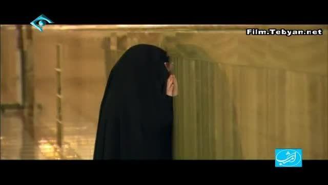 علی ضیاء-حرم میشه ازهمین حوالی دید(امام رضا ع)