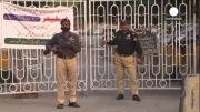 سنگسار دختر پاکستانی به جرم انتخاب همسرش.