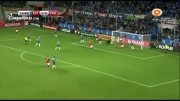 خلاصه بازی استونی 0-1 انگلیس