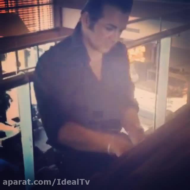 پیانو نوازی حسام نواب صفوی