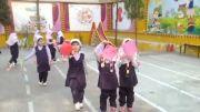 آخرین روزهای پاییزی در کلاس پیش دبستانی دخترانه مفتاح