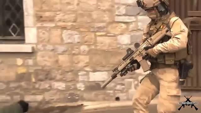 نیروهای ویژه بلژیک 2015 | گروه نیروهای ویژه (SFG)