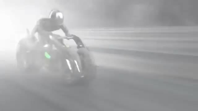 """موتور سیکلت فوق العاده مفهومی کاوازاکی """"J"""""""