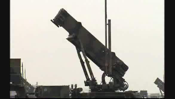 موشک های آمریکایی در راه عربستان