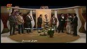 فرزاد حسنی حتی در تلوزیون هم کم نمی آورد.