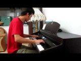 قطعه زیبای پیانو