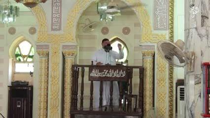 تهدید شیعیان توسط داعش در خطبه نماز عید فطر موصل