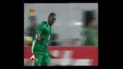 گل عربستان به ایران (مقدماتی جام جهانی 2010)