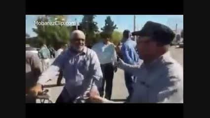 کلیپ جنجالی سفر رییس جمهور روحانی به ساری