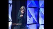 _هیلاری کلینتون با پرتاب لنگه کفش مواجه شد.....