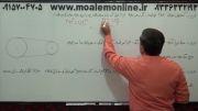 ریاضی ششم و آزمونهای ورودی مدارس نمونه دولتی