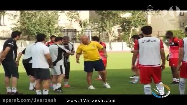 تیم فوتبال امید ایران برای برگزاری اردو عازم ترکیه شد