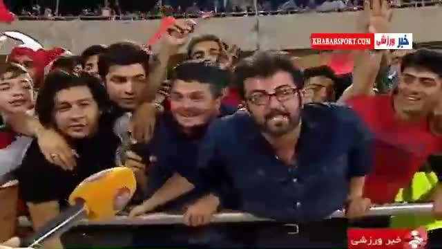حواشی بازی پرسپولیس-النصر عربستان