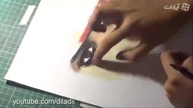 نقاشی بسیار زیبا