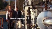 نوشیدن آب تصفیه شده از فاضلاب توسط بیل گیتس.