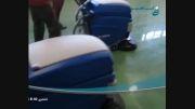 اسکرابر کف شو- کف شور صنعتی- اسکرابر دستی