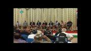 تحقیر سفیر انگلیس و آمریکا در مقابل رحیم پور ازغدی