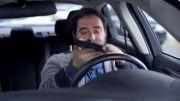 با تلفن همراه خود به راحتی رانندگی کنید