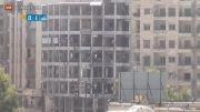 انفجار شدید در سوریه....