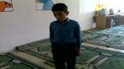 آموزش عملی نماز توسط دانش آموز