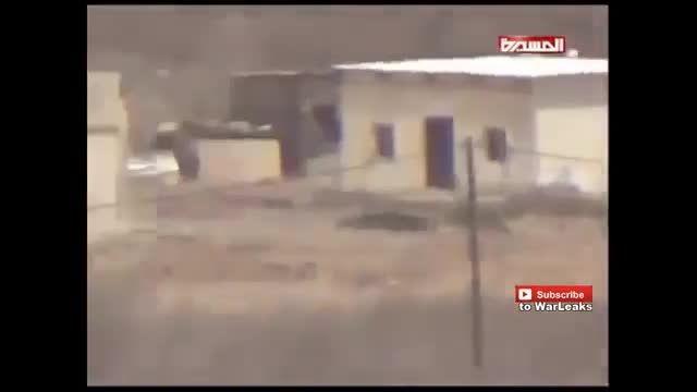 درگیری جانانه حوثی ها با ارتش ال سقوط در خاک عربستان