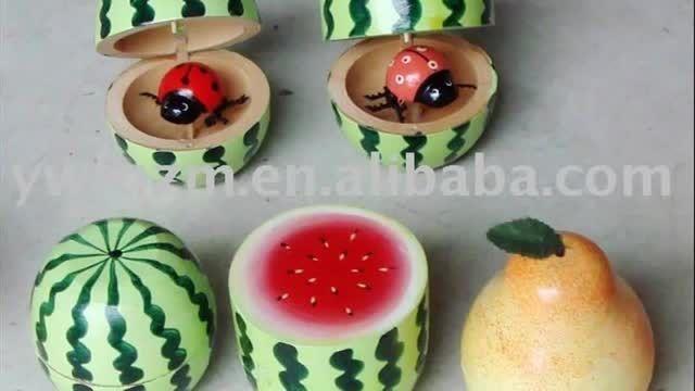 تزیین میوه ها