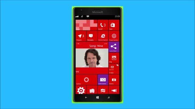 طرح مفهومی جدید از ویندوز ۱۰ موبایل همراه با تقسیم صفحه