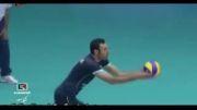 پیروزی امتیازی ایران برابر ایتالیا