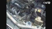مزدا 323 1600cc توربو و پراید موتور مزدا 323 1800cc