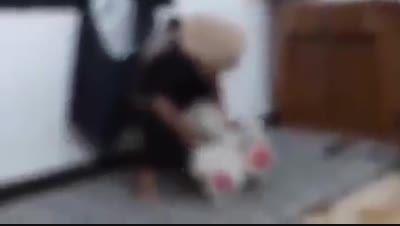 سو استفاده داعش از کودکان معصوم