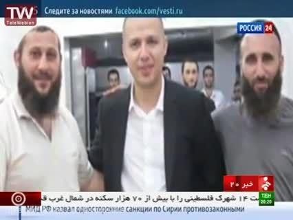 """""""انتشار عکسی از پسر اردوغان در کنار رهبران داعش"""""""