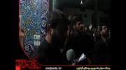 سینه زنی هیئتی شب ششم محرم 93 - کربلایی مهدی فاطمیان -2