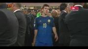 اهداء جام قهرمانی جام جهانی ۲۰۱۴ برزیل - قسمت اول