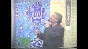 مرحوم حاج احمد دلجو در ختم مرحوم کهربائی مشهد مقدس
