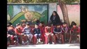 سخنرانی مسئولان درمراسم المپیاد ورزشی شهرستان فریدونشهر